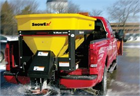 snowex spreader parts