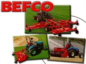 Befco Finishing Mower Parts for Cyclone Flex, C30, C50, C70