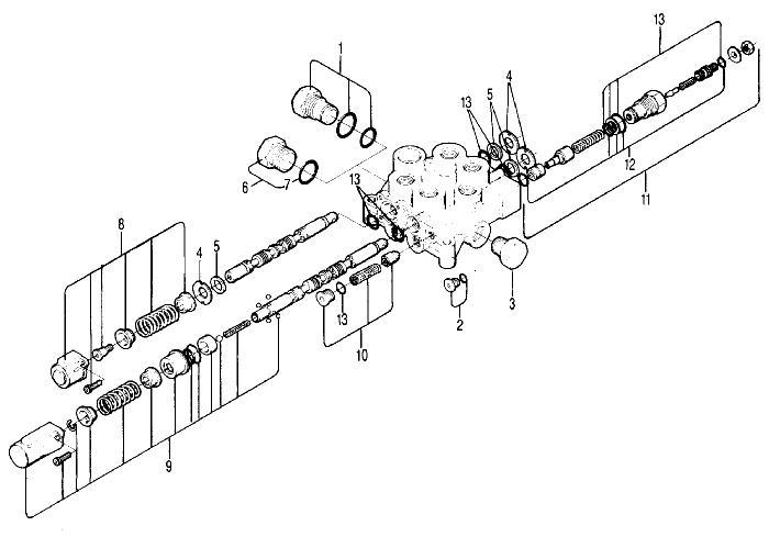 bush hog 2425qt front end loader parts 2425qt front end loader 2 John Deere 820 Engine Diagram hover over image for expanded view
