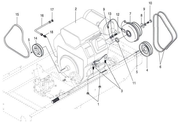 bush hog zt 25 25hp kohler engine parts zt 25 25hp kohler engine hover over image for expanded view