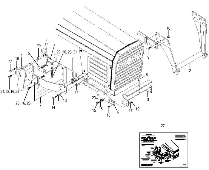 Allis Chalmers 7000 Wiring Diagram