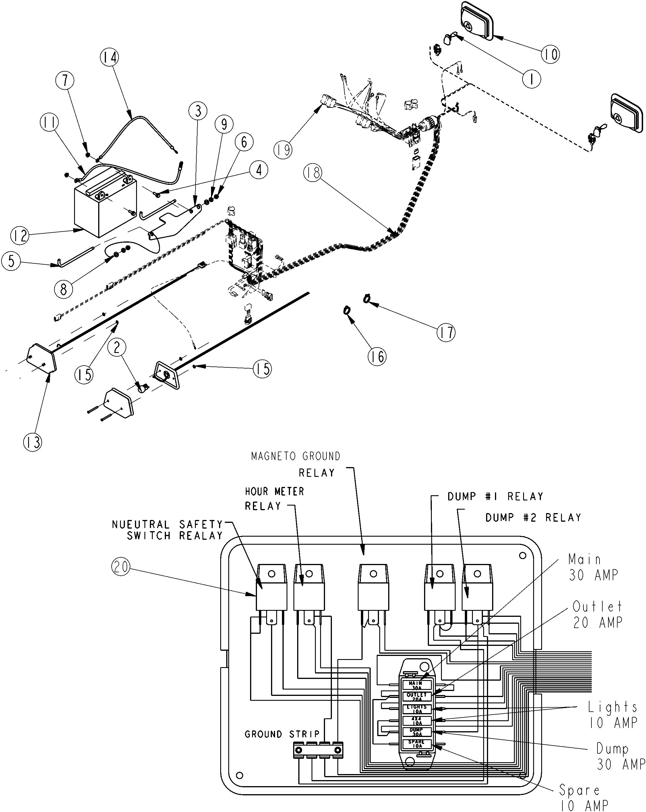 land pride wiring diagram easy wiring diagrams u2022 rh art isere com